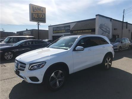 2018 Mercedes-Benz GLC 300 Base (Stk: ) in Etobicoke - Image 1 of 22