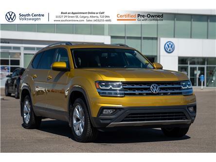 2018 Volkswagen Atlas 3.6 FSI Comfortline (Stk: 10224A) in Calgary - Image 1 of 40