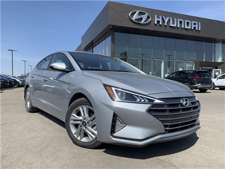 2020 Hyundai Elantra Preferred w/Sun & Safety Package (Stk: H2690) in Saskatoon - Image 1 of 21