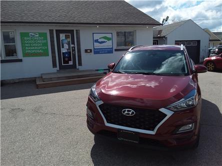 2020 Hyundai Tucson Preferred (Stk: 21066) in Waterloo - Image 1 of 16