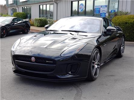 2019 Jaguar F-TYPE R-Dynamic (Stk: 11077) in Lower Sackville - Image 1 of 28