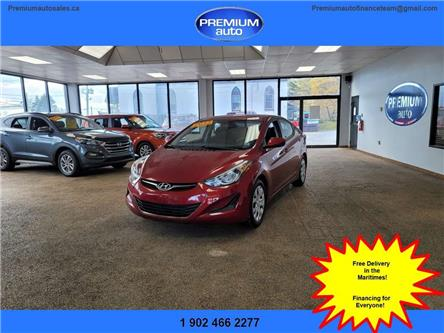 2015 Hyundai Elantra GL (Stk: 592739) in Dartmouth - Image 1 of 19