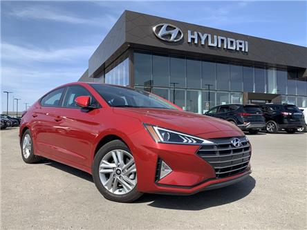 2020 Hyundai Elantra Preferred w/Sun & Safety Package (Stk: H2694) in Saskatoon - Image 1 of 22