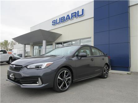 2021 Subaru Impreza Sport-tech (Stk: 605847) in Cranbrook - Image 1 of 20