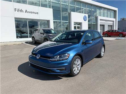 2021 Volkswagen Golf Highline (Stk: 21122) in Calgary - Image 1 of 17