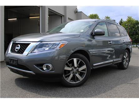 2015 Nissan Pathfinder  (Stk: K09-8544C) in Chilliwack - Image 1 of 19