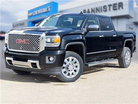 2017 GMC Sierra 2500HD Denali (Stk: 21-106A) in Edson - Image 1 of 16