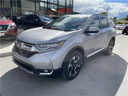 2018 Honda CR-V Touring (Stk: UT1613) in Kamloops - Image 1 of 24