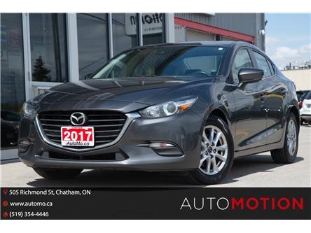 2017 Mazda Mazda3 GS (Stk: 21735) in Chatham - Image 1 of 24