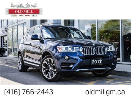 2017 BMW X3 xDrive28i (Stk: W66954U) in Toronto - Image 1 of 24