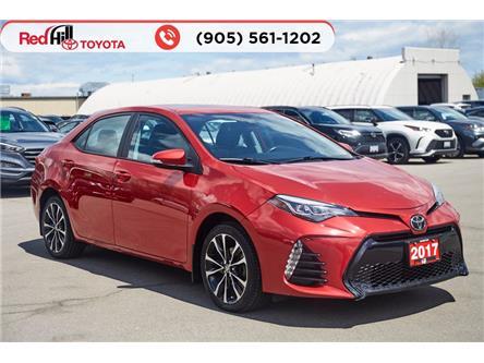 2017 Toyota Corolla SE (Stk: 95128) in Hamilton - Image 1 of 22