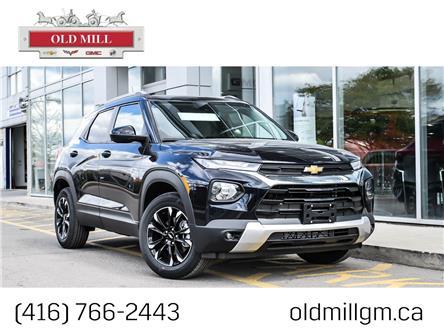 2021 Chevrolet TrailBlazer LT (Stk: MB151321) in Toronto - Image 1 of 23