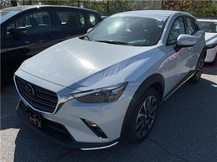 2021 Mazda CX-3 GT (Stk: 21408) in Toronto - Image 1 of 5