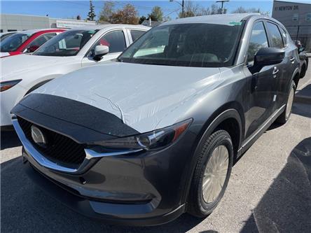 2021 Mazda CX-5 GS (Stk: 21946) in Toronto - Image 1 of 5