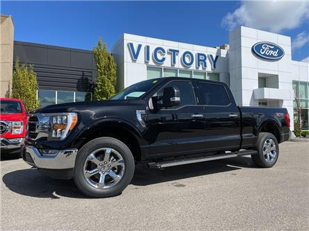 2021 Ford F-150 XLT (Stk: VFF20308) in Chatham - Image 1 of 17