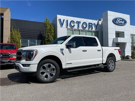 2021 Ford F-150 Platinum (Stk: VFF20309) in Chatham - Image 1 of 18