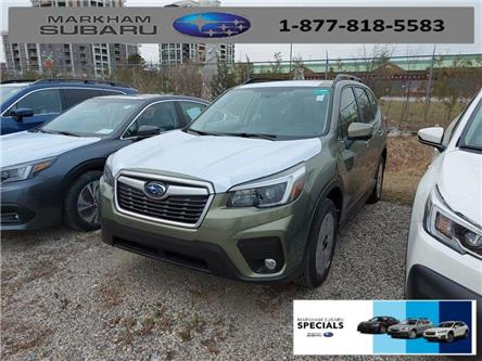 2021 Subaru Forester Touring (Stk: M-10053) in Markham - Image 1 of 2