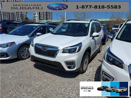 2021 Subaru Forester Limited (Stk: M-10078) in Markham - Image 1 of 2