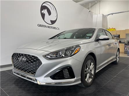2019 Hyundai Sonata  (Stk: 1541) in Halifax - Image 1 of 18