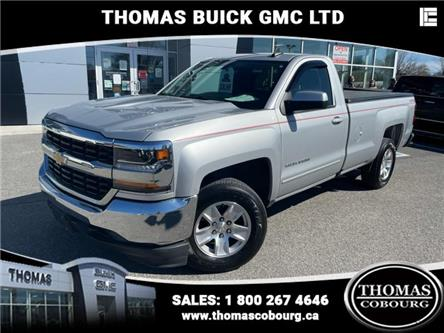 2016 Chevrolet Silverado 1500  (Stk: UT68982) in Cobourg - Image 1 of 21