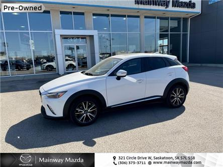 2016 Mazda CX-3 GT (Stk: M21313A) in Saskatoon - Image 1 of 16