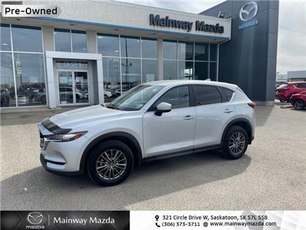 2017 Mazda CX-5 GS (Stk: M21297A) in Saskatoon - Image 1 of 15