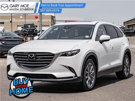 2021 Mazda CX-9 GS-L AWD (Stk: 21-4411) in Lethbridge - Image 1 of 31