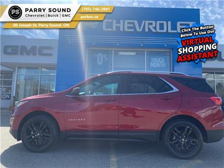 2021 Chevrolet Equinox LT (Stk: 21-157) in Parry Sound - Image 1 of 22