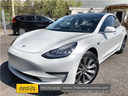 2019 Tesla Model 3 Standard Range Plus (Stk: 480374) in Ottawa - Image 1 of 26