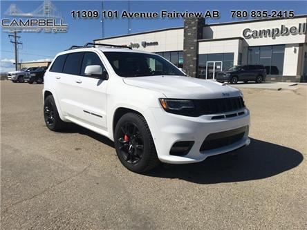 2017 Jeep Grand Cherokee SRT (Stk: U2422) in Fairview - Image 1 of 6