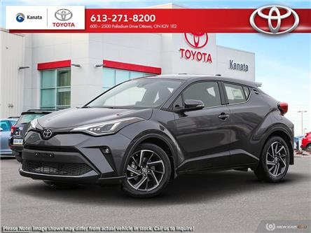 2021 Toyota C-HR Limited (Stk: 91141) in Ottawa - Image 1 of 24