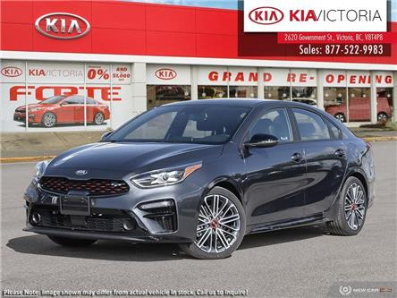 2021 Kia Forte5 GT Limited (Stk: FO21-364) in Victoria - Image 1 of 23
