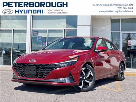 2021 Hyundai Elantra Preferred (Stk: H12689) in Peterborough - Image 1 of 30
