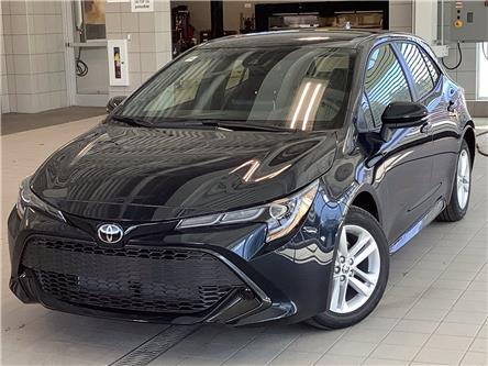 2021 Toyota Corolla Hatchback Base (Stk: 22813) in Kingston - Image 1 of 25
