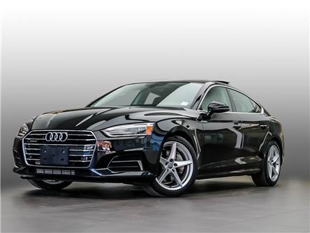 2018 Audi A5 2.0T Komfort (Stk: P4388) in Toronto - Image 1 of 29