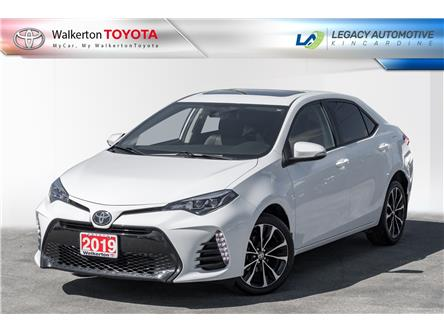 2019 Toyota Corolla SE (Stk: PM076) in Walkerton - Image 1 of 19