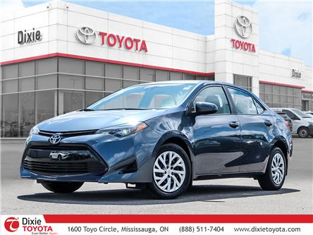 2018 Toyota Corolla LE (Stk: D211053A) in Mississauga - Image 1 of 27
