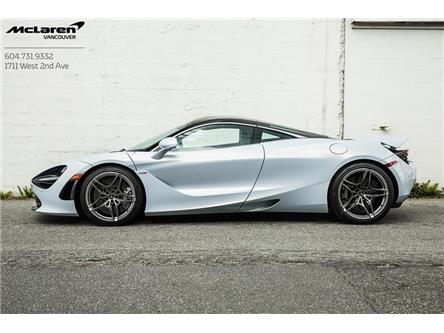2018 McLaren 720S Luxury Coupe (Stk: MV0342A) in Vancouver - Image 1 of 21