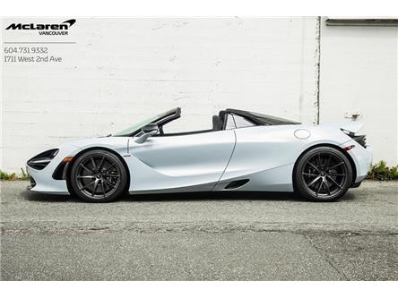 2020 McLaren 720S Spider Performance (Stk: VC004) in Vancouver - Image 1 of 20