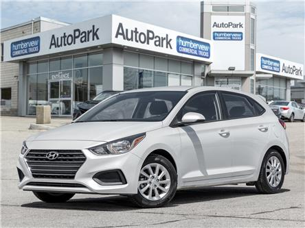 2020 Hyundai Accent Preferred (Stk: APR10160) in Mississauga - Image 1 of 19