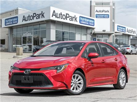 2020 Toyota Corolla LE (Stk: APR10050) in Mississauga - Image 1 of 20