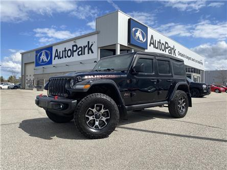 2018 Jeep Wrangler Unlimited Rubicon (Stk: 18-60705JB) in Barrie - Image 1 of 29