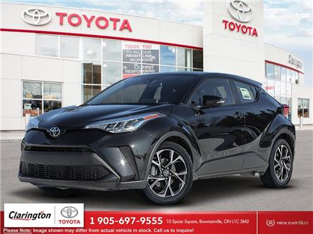 2021 Toyota C-HR XLE Premium (Stk: 21406) in Bowmanville - Image 1 of 22