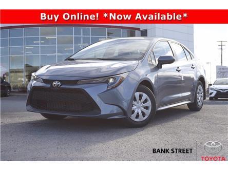2021 Toyota Corolla L (Stk: 19-29159) in Ottawa - Image 1 of 20