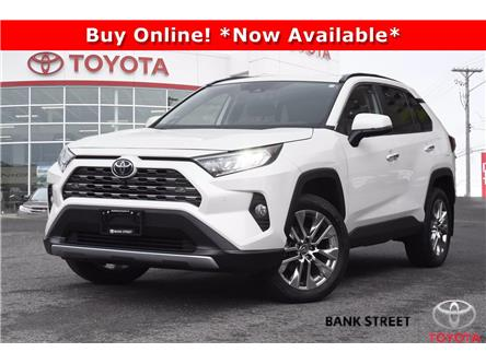 2019 Toyota RAV4 Limited (Stk: 19-U3708) in Ottawa - Image 1 of 26