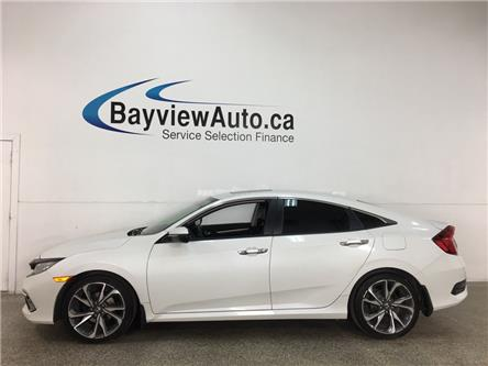 2019 Honda Civic Touring (Stk: 37828BW) in Belleville - Image 1 of 30