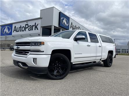 2017 Chevrolet Silverado 1500 2LZ (Stk: 17-41183JB) in Barrie - Image 1 of 24