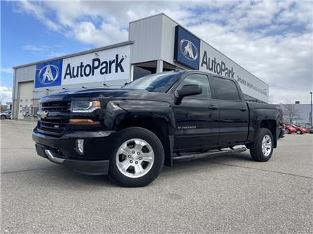 2016 Chevrolet Silverado 1500 1LT (Stk: 16-34285JB) in Barrie - Image 1 of 24