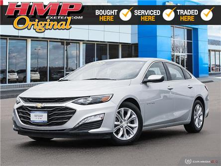 2019 Chevrolet Malibu LT (Stk: 84558) in Exeter - Image 1 of 27