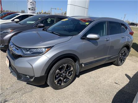 2018 Honda CR-V Touring (Stk: H1807) in Steinbach - Image 1 of 5